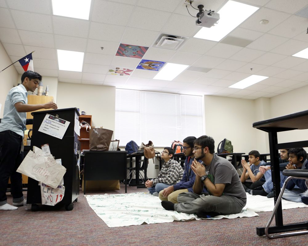 From Its Prayer Room To Podcasts, Liberty High Shatters