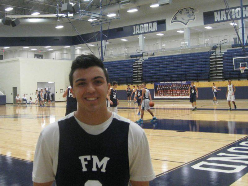 Ricky Rijos, Jr., Class of '17