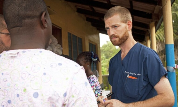 Kent Brantly. Photo: Samaritan's Purse