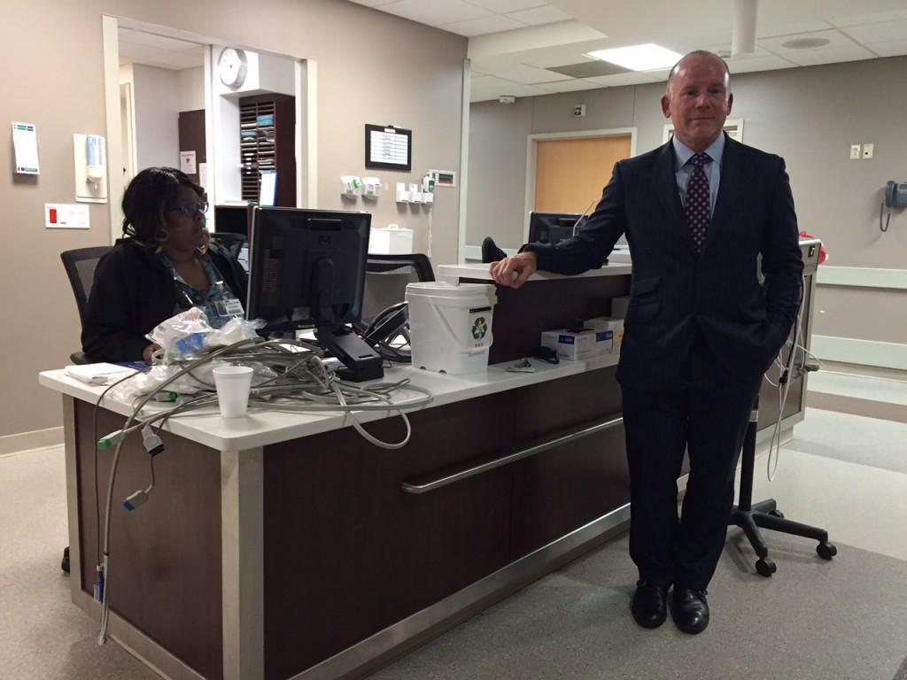 Dr. Dan Varga at Texas Health