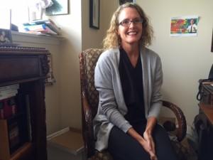 Dr. Alexandra Dresel. Photo: Lauren Silverman