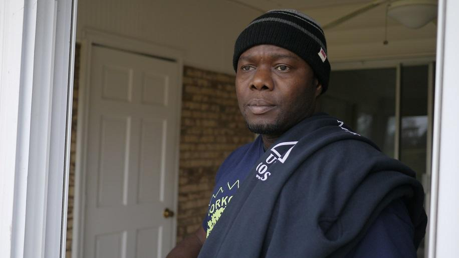 "Josephus Weeks says Texas Health Resources accepted they made mistakes while caring for his ""brother"" Thomas Eric Duncan. Photo: Doualy Xaokaothao/KERA"