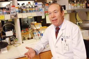 Dr. Robert Haley is chief of epidemiology and professor of internal medicine at UT Southwestern. Photo Courtesy UT Southwestern